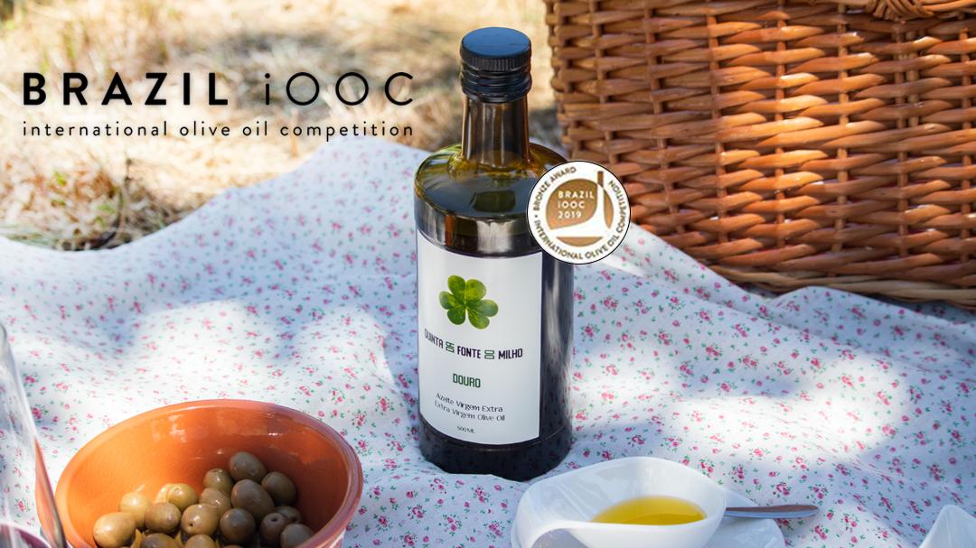 Quinta da Fonte do Milho Vence prémio no Concurso Internacional de Azeites –  BRAZIL iOOC
